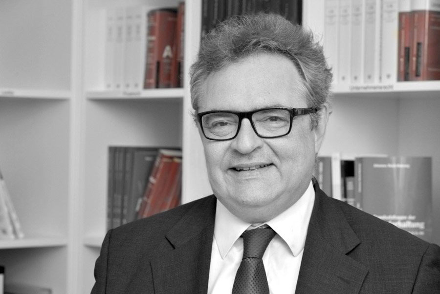 Dr. Georg Reiser – Kooperationspartner, Jurist